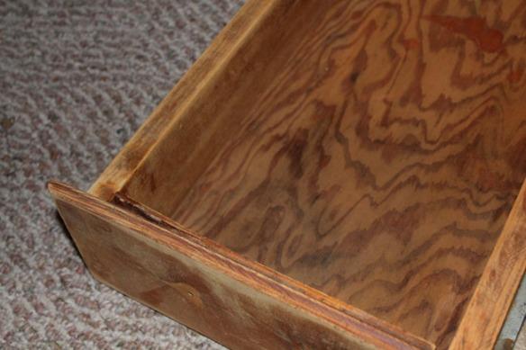 drawer damage
