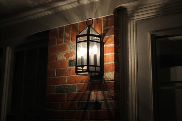 ExteriorLightatNight