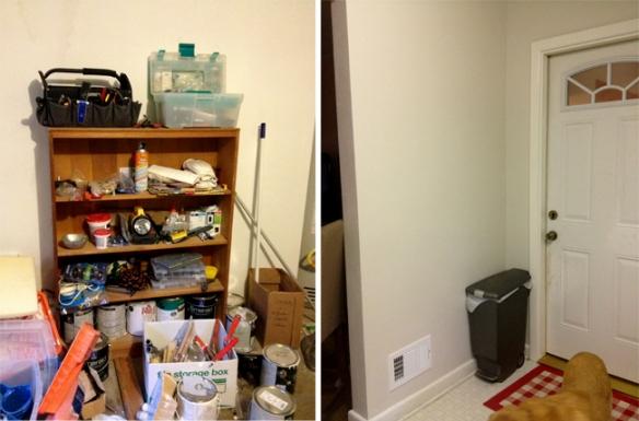 Wall Before_Shelf Before