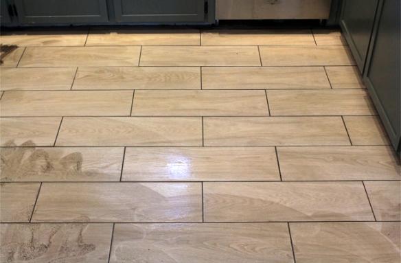 Sponged Floor