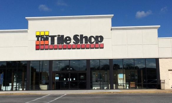 Tile Shop Exterior