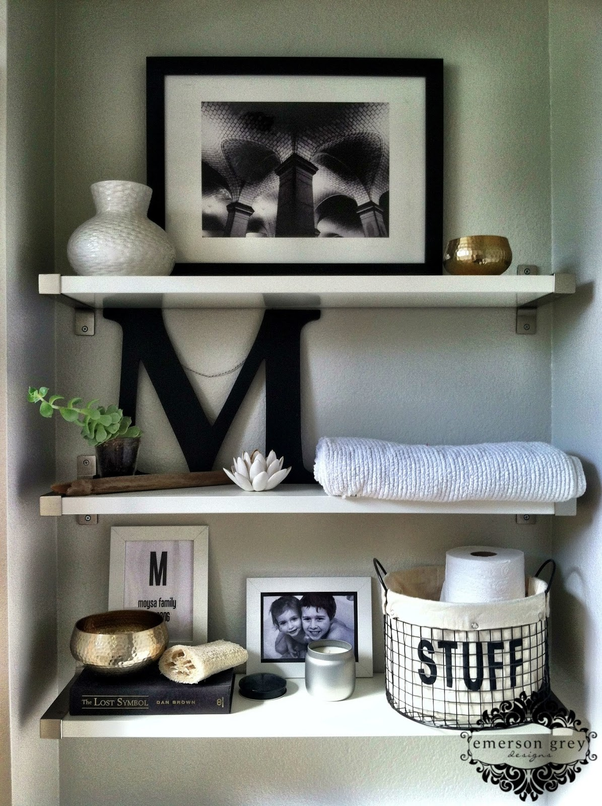 Fantastic Every Room In A House Or An Apartment Has Its Own Uses For An Open Shelf Or A Shelving Unit In Fact, In The Bathroom Alone There Are Tons Of Ways In Which To Use Wall Shelves Well Explore Some Of Those Options While Also Showcasing