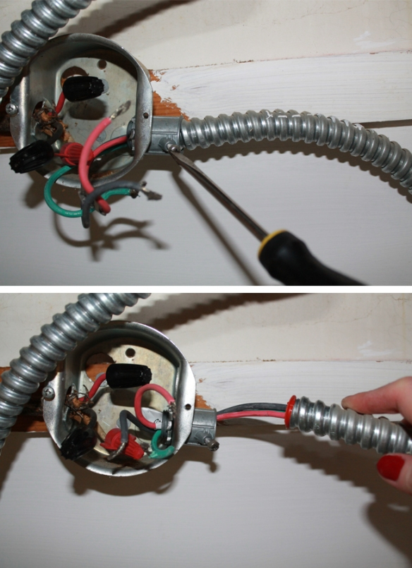 Removing Wires