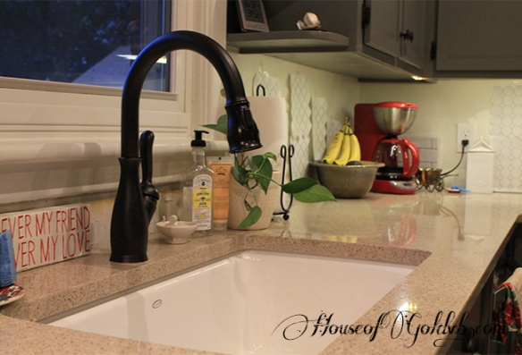 Faucet Installed_HouseofGold