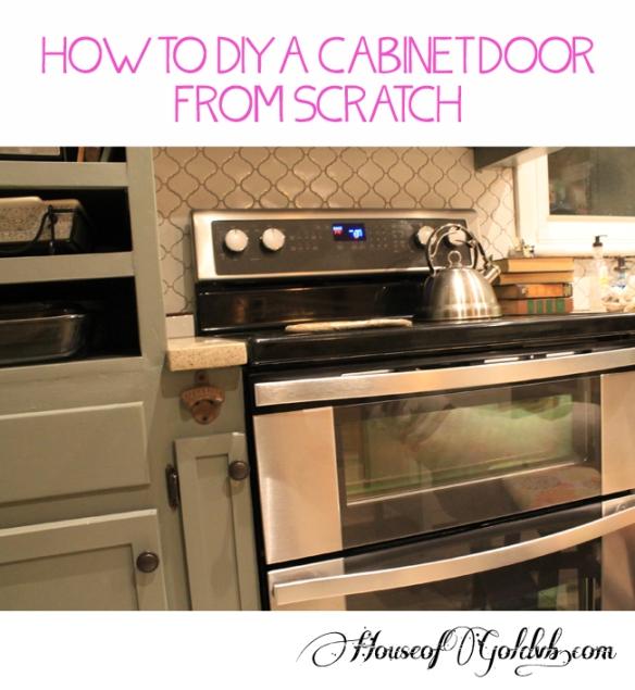 DIY CABINET Door_HouseofGold