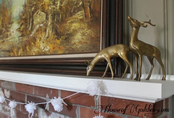 Brass Deer_HouseofGold