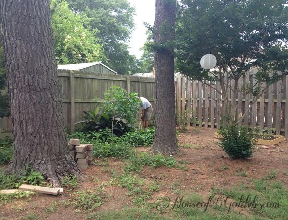 Dad Digging_HouseofGold