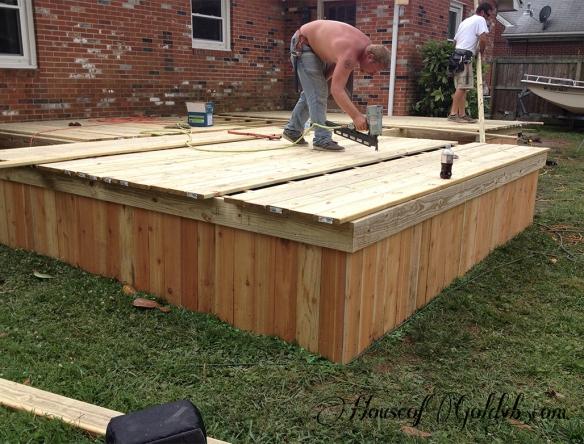 Early Build_HouseofGold
