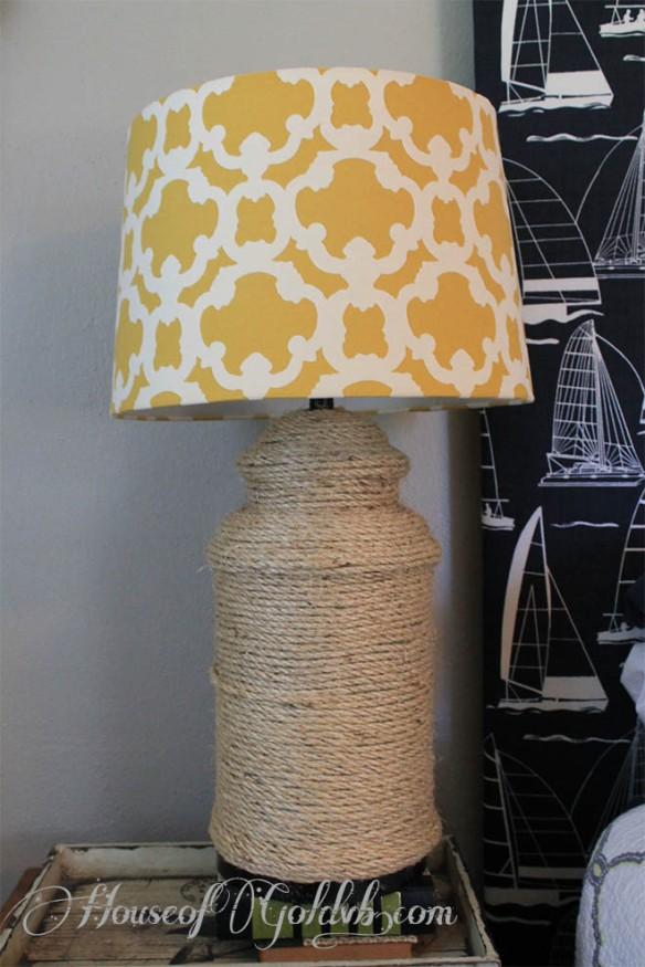 Rope Lamp_HouseofGold