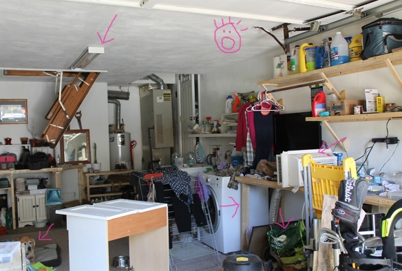 Laundry Before_HouseofGold