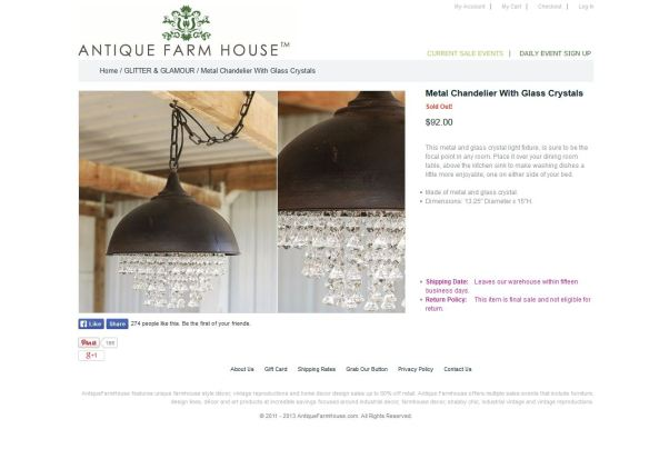 Antique Farmhouse Inspiration