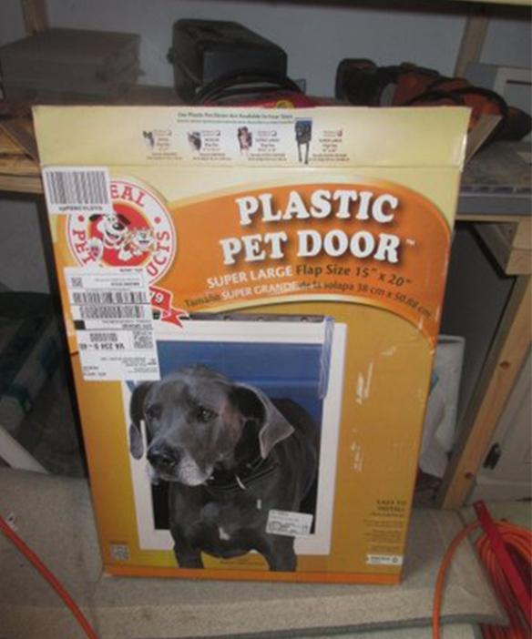 Doggie Door_HouseofGold
