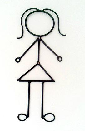Girl_stick figure
