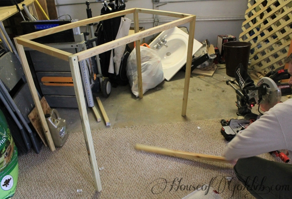 Cart Frame_HouseofGold