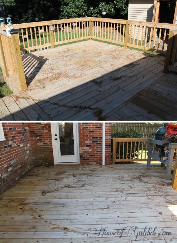 Deck before_HouseofGold