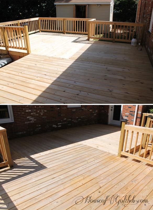 Deck Clean_HouseofGold