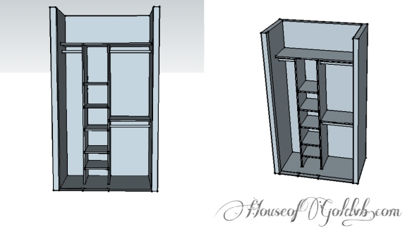 Hall Closet Design_HouseofGold