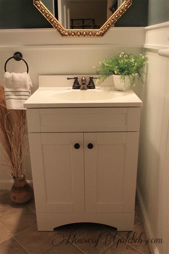 Moen Faucet Installed_HouseofGold