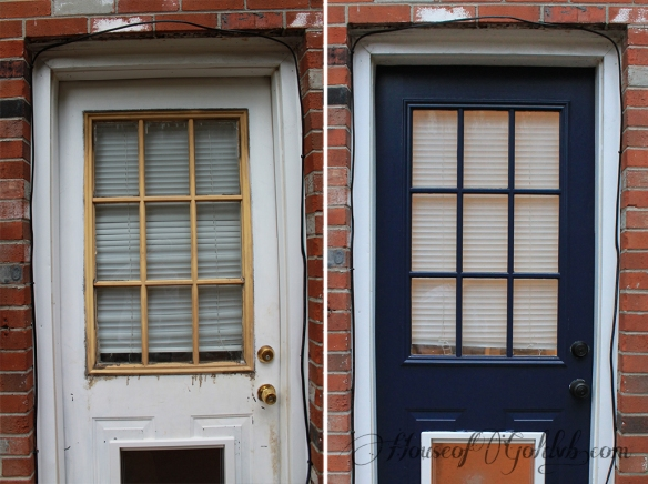 Back Door Before After_HouseofGold