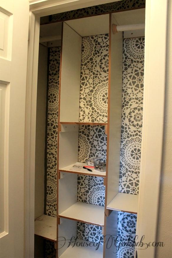Closet Shelves_HouseofGold