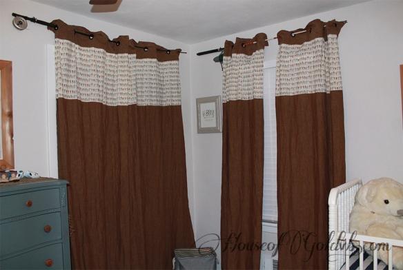 Nugget Curtain Close_HouseofGold