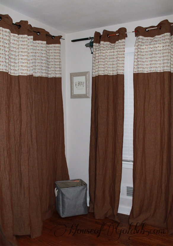 Nugget Curtains_HouseofGold